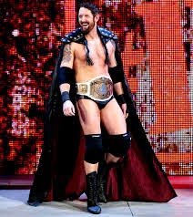WWE Intercontinental champion Bad News Barrett