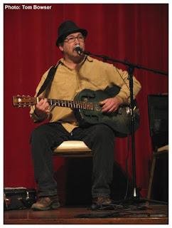 Paul Kaye - Acoustic Blues Guitar