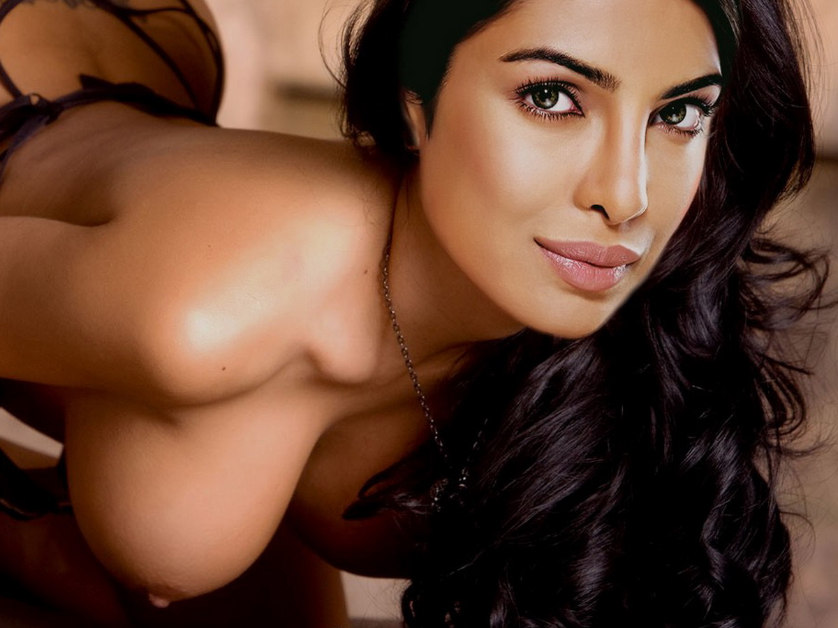 Banks porn nude boobs of priyanka chopra