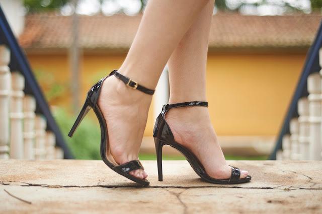 Sandália confortavel