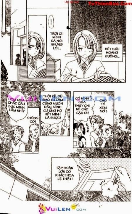 Cô Bé Đào Nguyên chap 11 - Trang 25