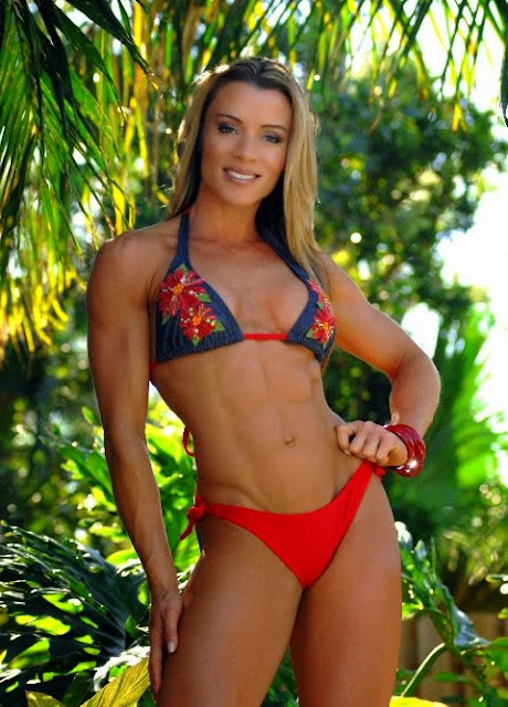 Kristal Richardson - Female Fitness