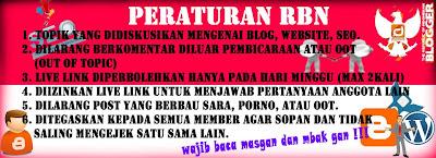 Peraturan RBN