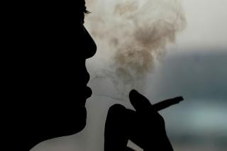 perokok, perokok tegar