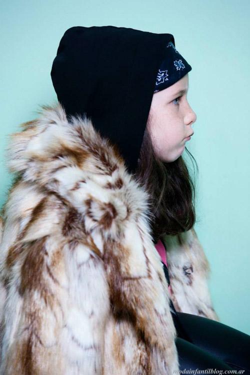 abrigos para niñas otoño invierno 2014 complot mini