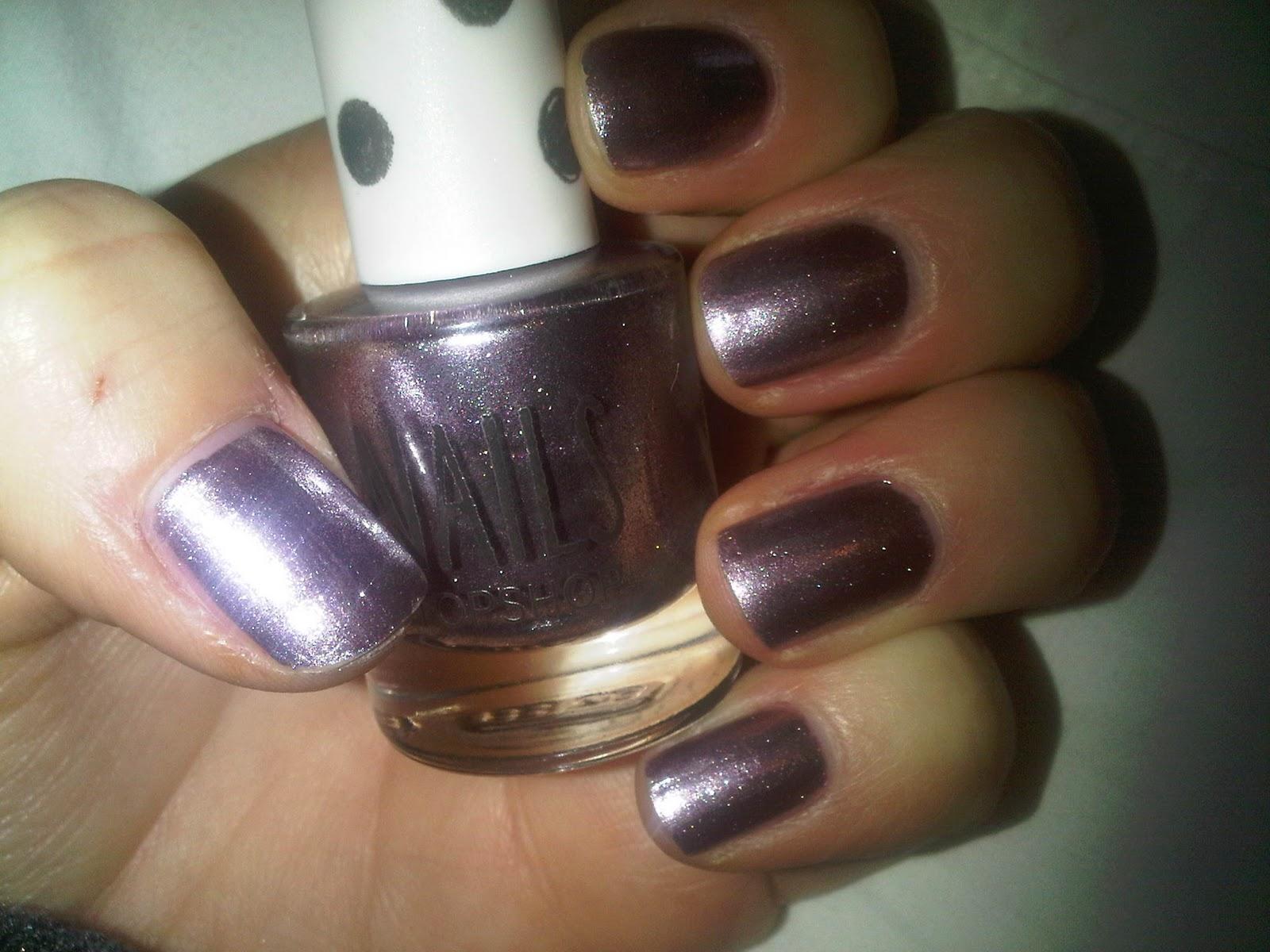 Beauty Magpie: Festive nails