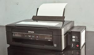 epson l350 all in one printer