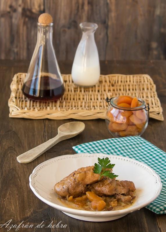 Pollo al Oporto