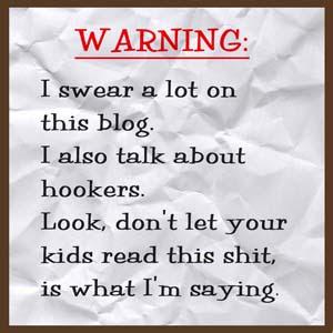 Standard Warning: