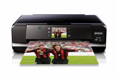 Epson Expression Photo XP-950 Drivers update controller