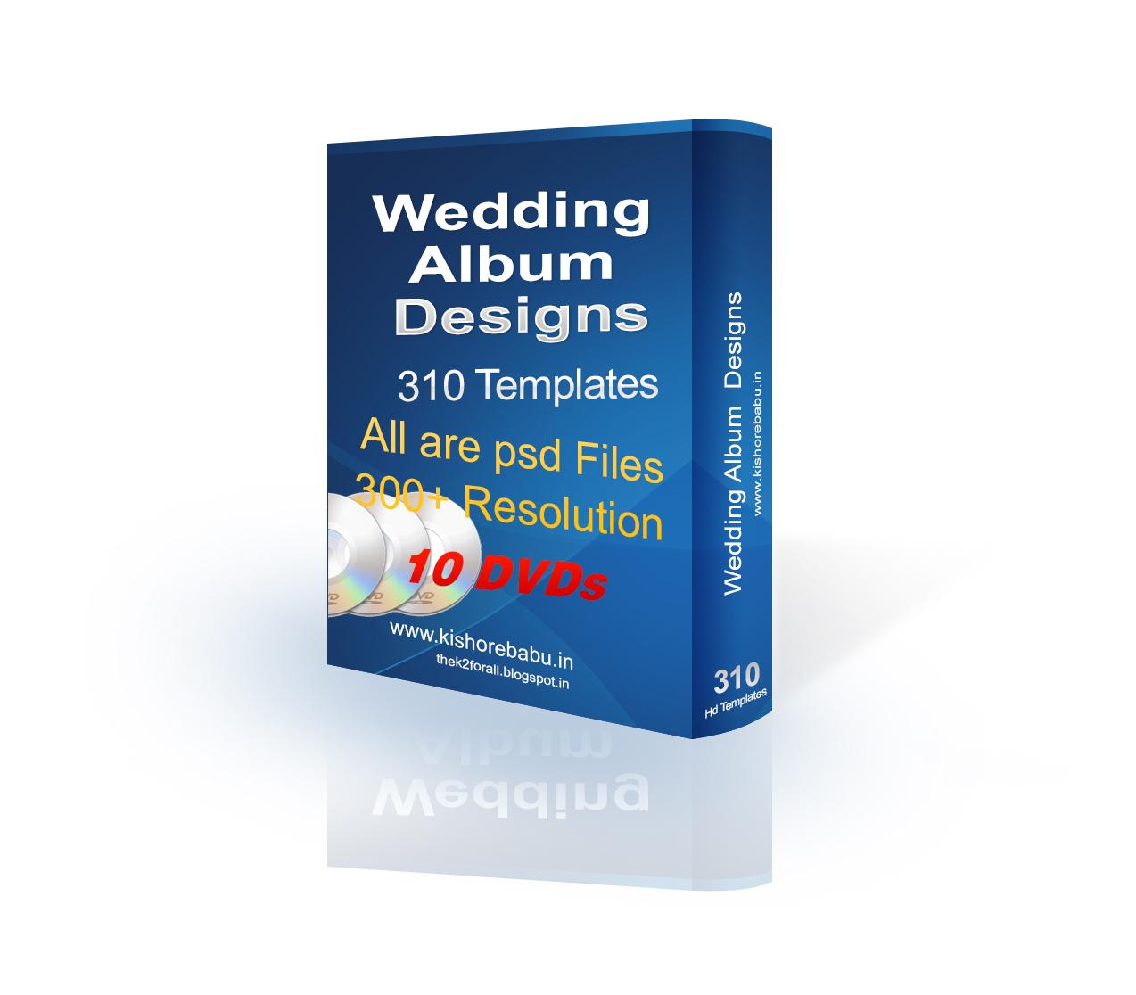 Indian Wedding Photo Album Design Online Free