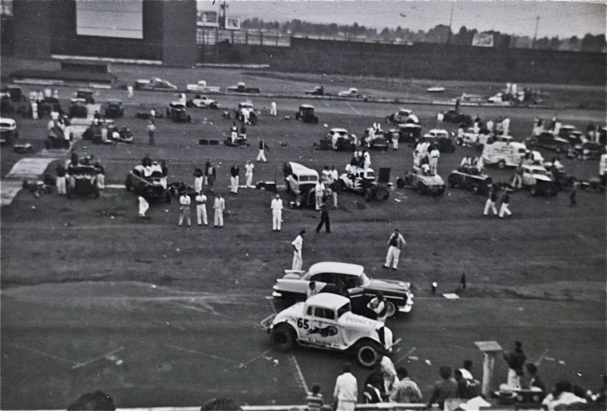 Northwest Auto Racing, 1950s