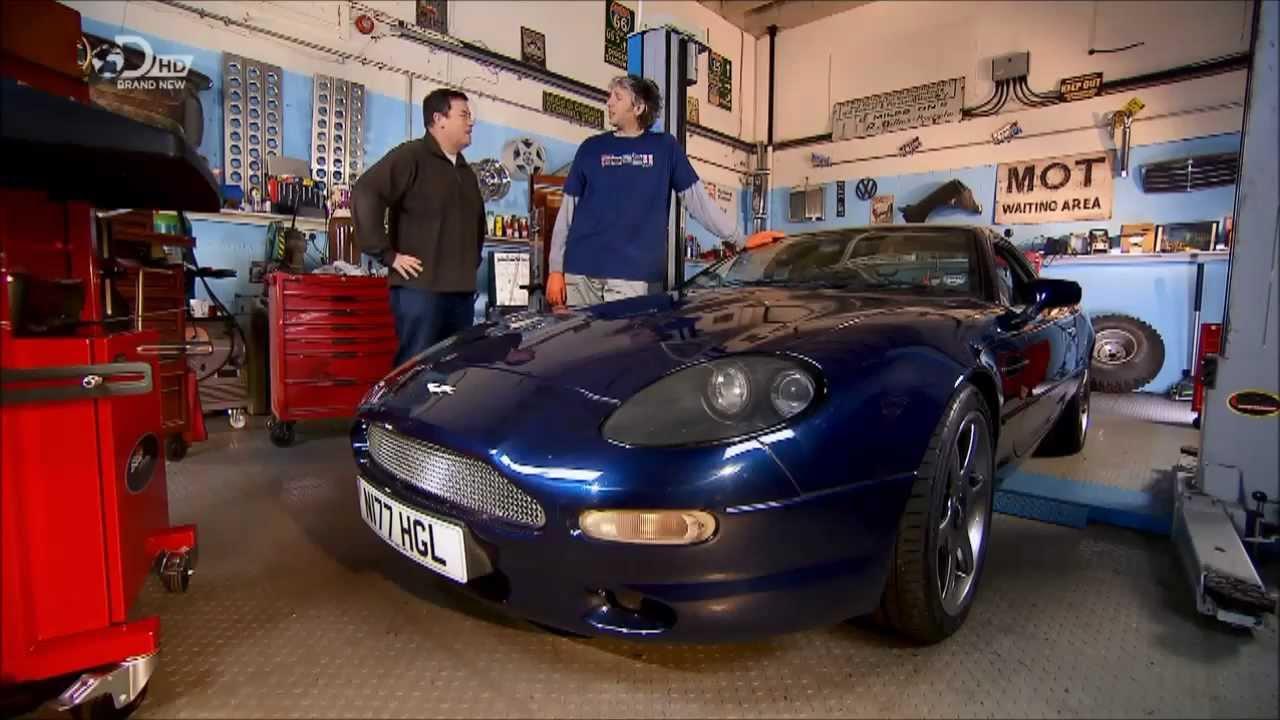 Aston Martin Db7 Joyas Sobre Ruedas