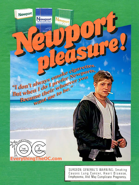 ryan atwood oc newport newports cigarettes