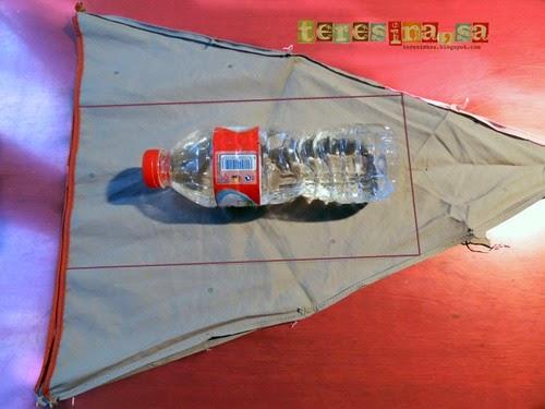 El mundo del reciclaje diy recicla un paraguas y hazte - Tela de paraguas ...