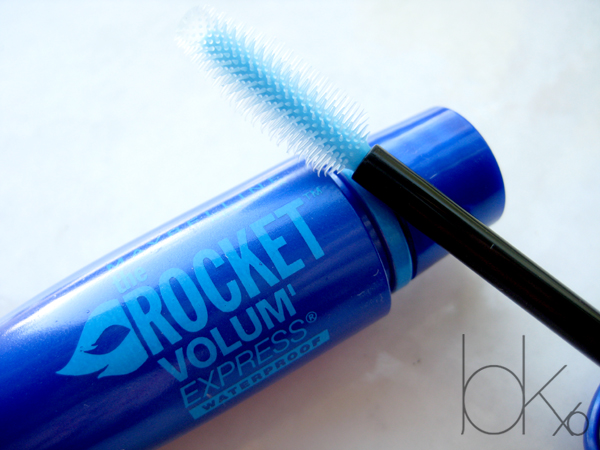 Maybelline Volum'Express The Rocket Mascara Waterproof