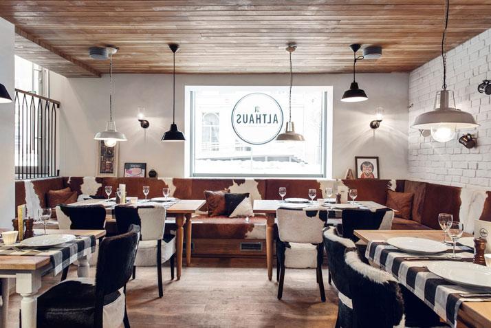 Kaper design restaurant hospitality design inspiration for Decoration restaurant