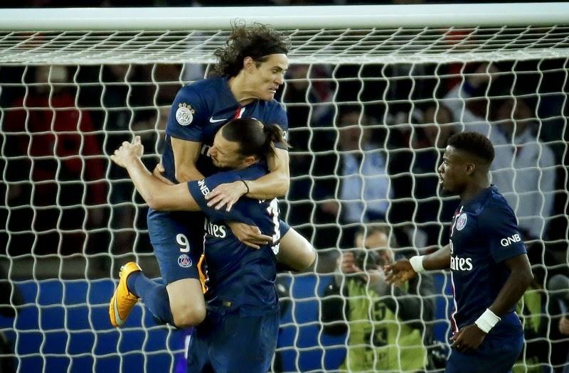 Inilah Hasil pertandingan Ligue 1 Edisi 15