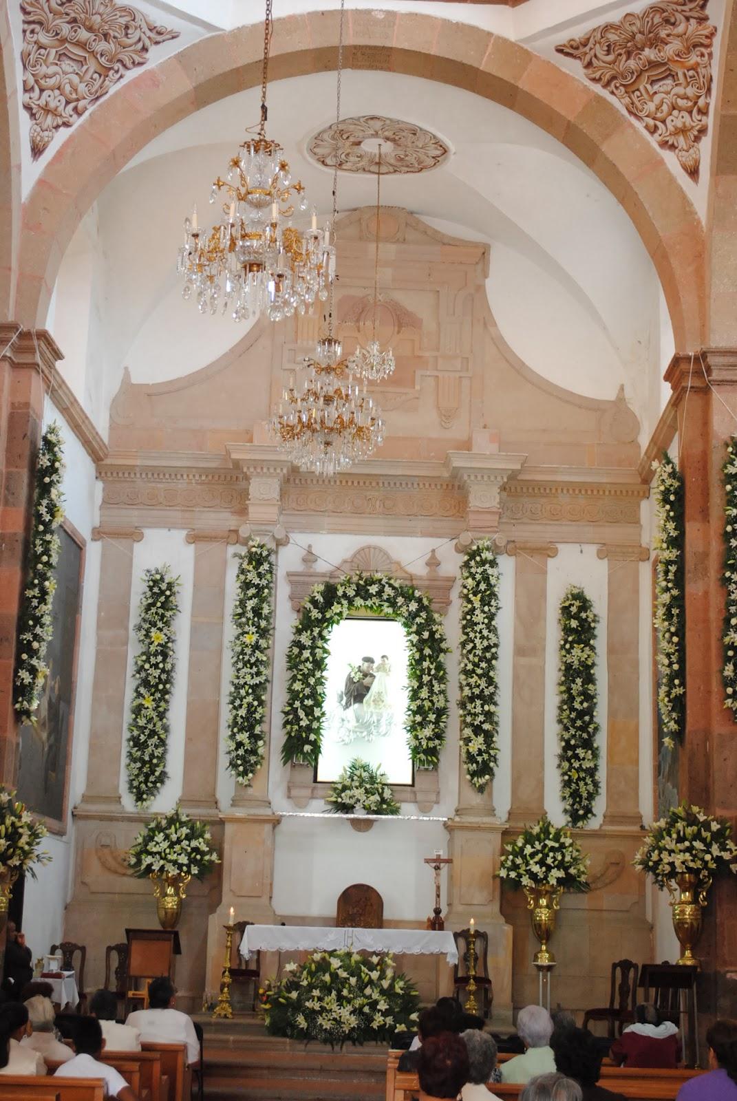 Festividad de San Antonio de Padua   Salvatierra a tiempo
