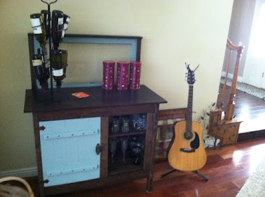 Jody's NEW Accent Table/Bar