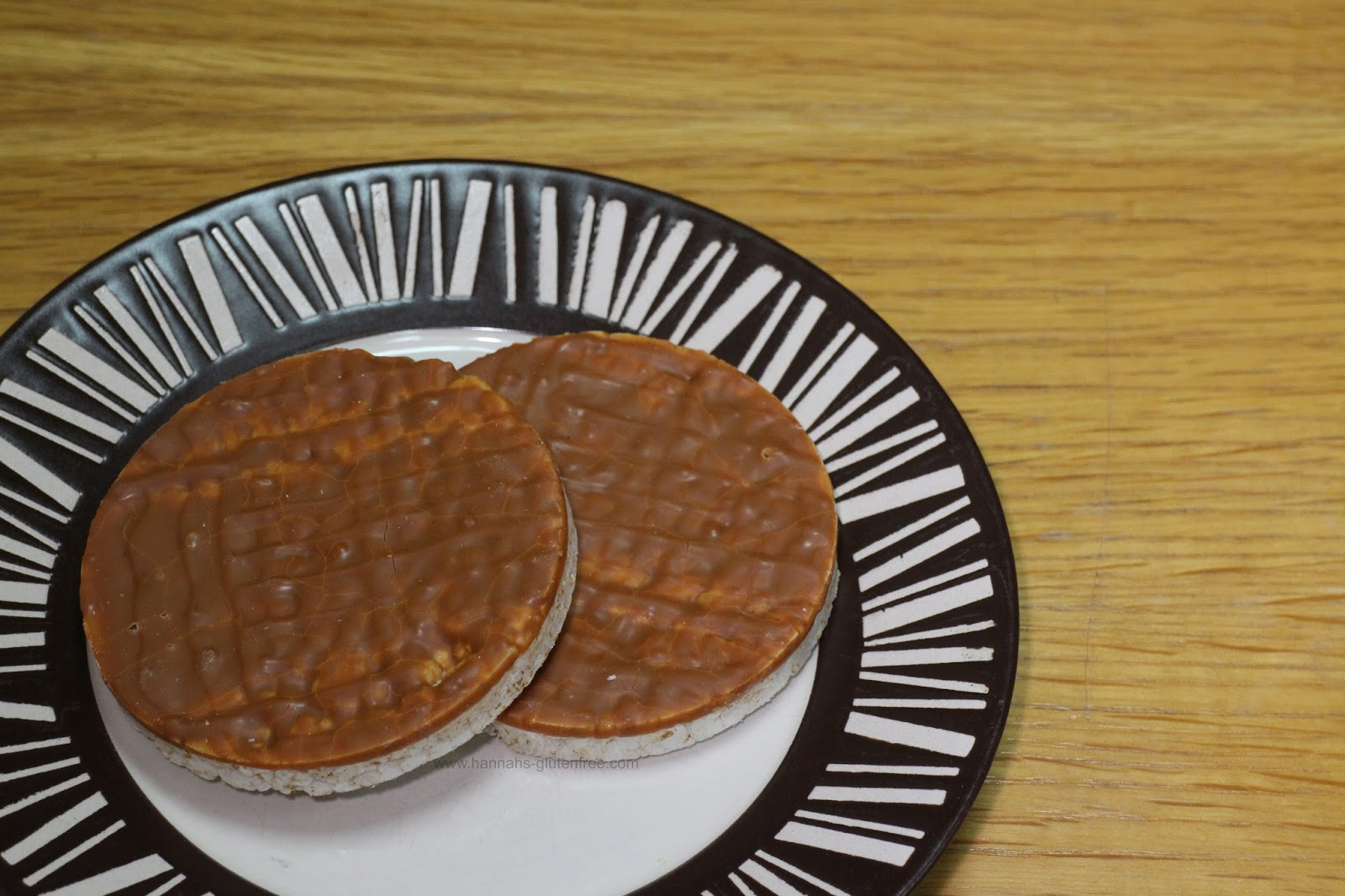 Natures Store Chocolate Rice Cakes