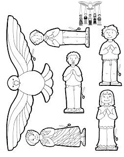 ministerio para crianças diocese caxias do sul pentecostes para colorir