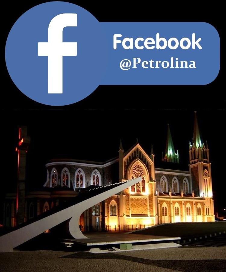 Curta a pagina Petrolina-PE