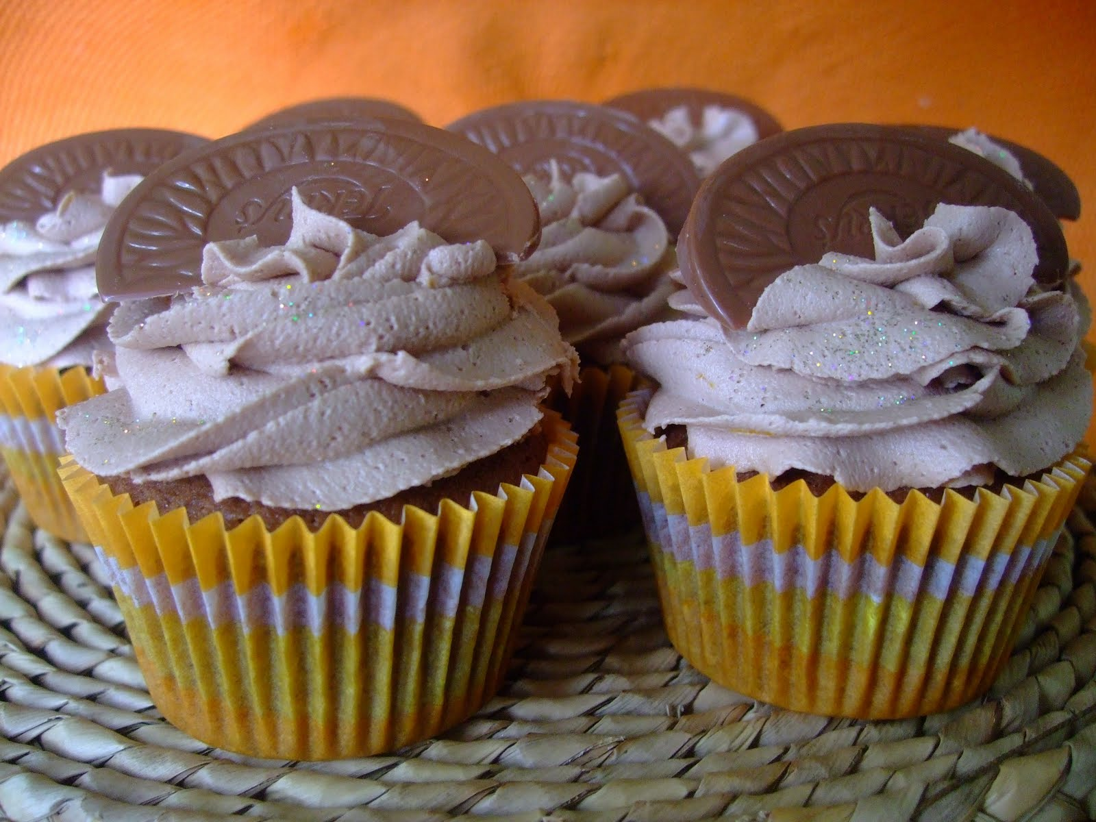 Colourful Cupcakes of Newbury: Chocolate Orange Cupcakes