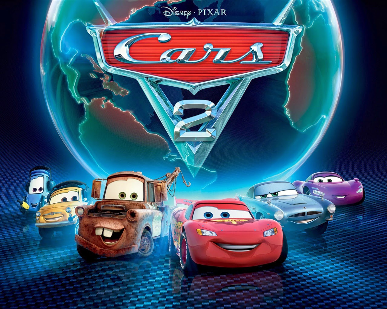 Disneys Cars 2