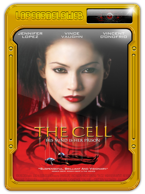 The Cell (La Celda) (2000) [BrRip-720p-Dual-Mega]