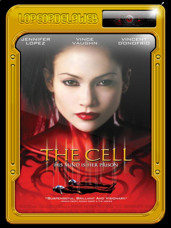 The Cell (La Celda) (2000) [BrRip-720p-Dual-Mega]