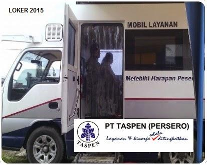 Loker D3 S1 Taspen, Info kerja Taspen, Penerimaan BUMN Taspen