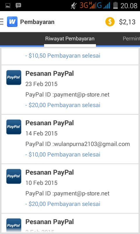 Cara Mendapat Uang Dari Android Terbaru