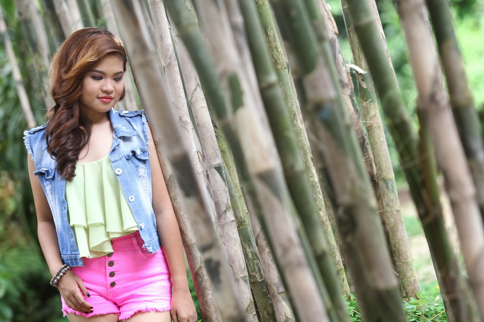 Lizette's Pre Debut Pictorial - pic7