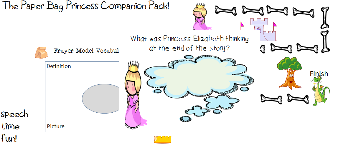 The Paper Bag Princess: A Lesson Plan & Team Building Activity