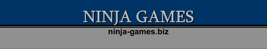 Ninja Games - The latest news and updates from Ninja-Games.biz!