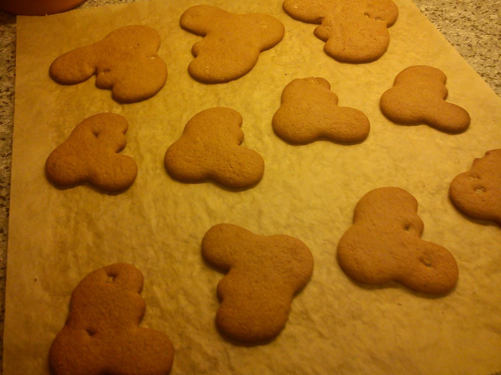 Kitchen Of Kiki Christmas Calendar Day 8 Finnish Ginger Cookies