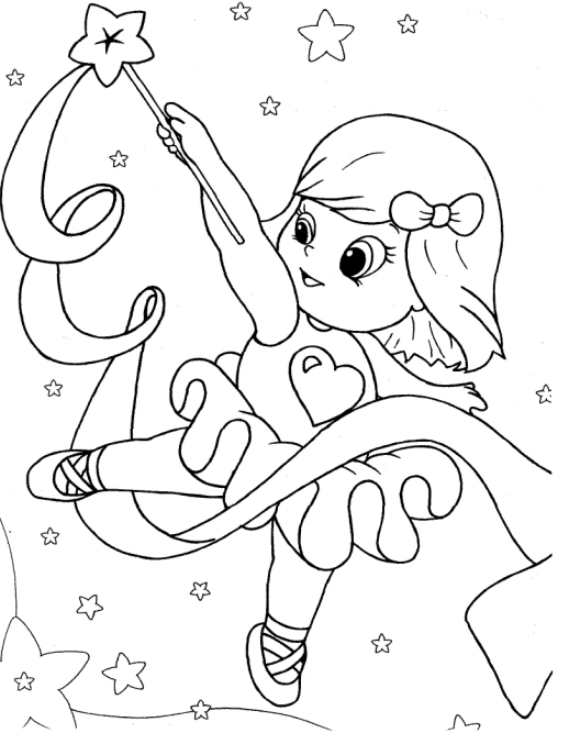 Maior Os Desenhos Das Bailarinas   Basta Clicar No Desenho Escolhido