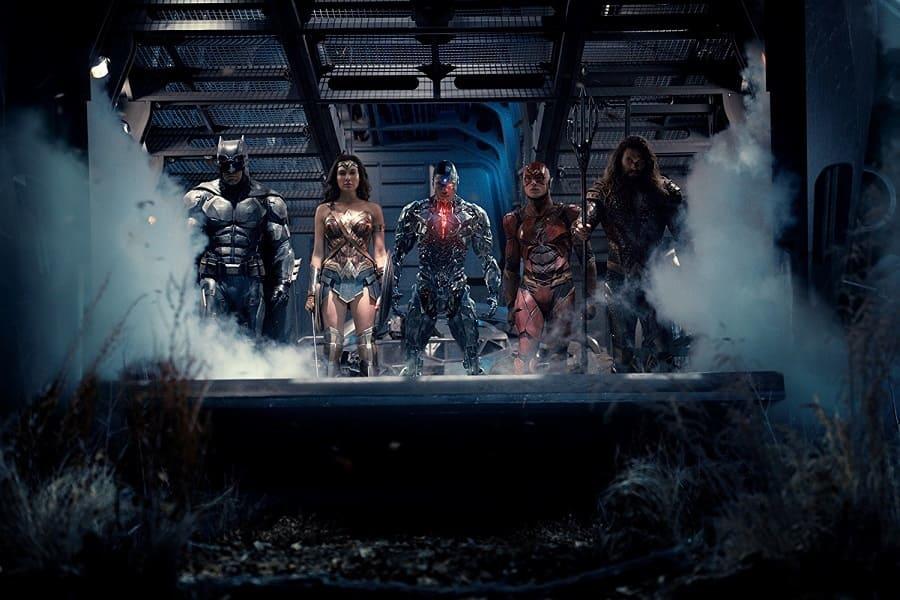 Liga da Justiça - Legendado Download Imagem
