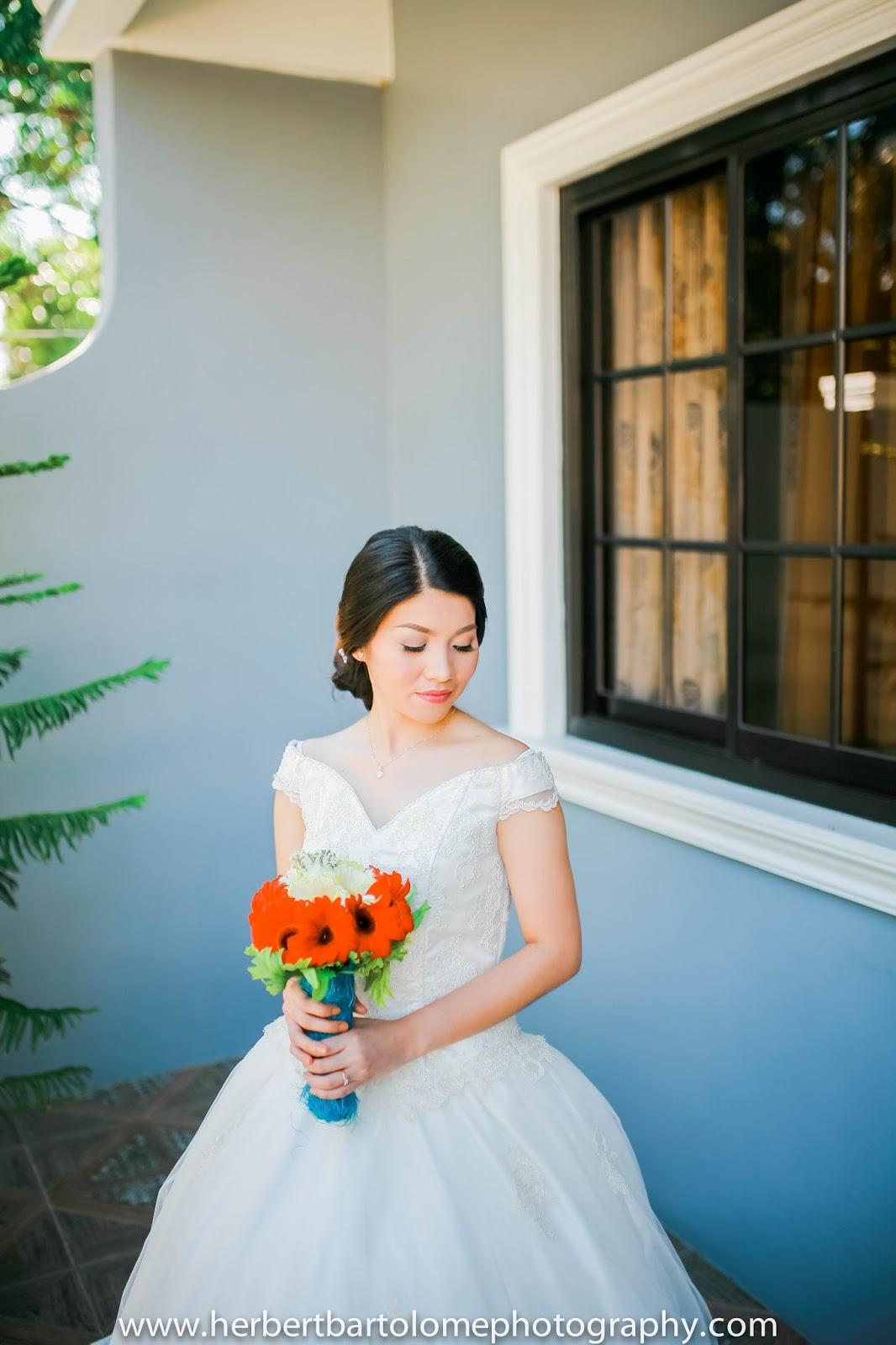 Herbert Bartolome Photography: Mark Anthony & Mary Rose I Wedding