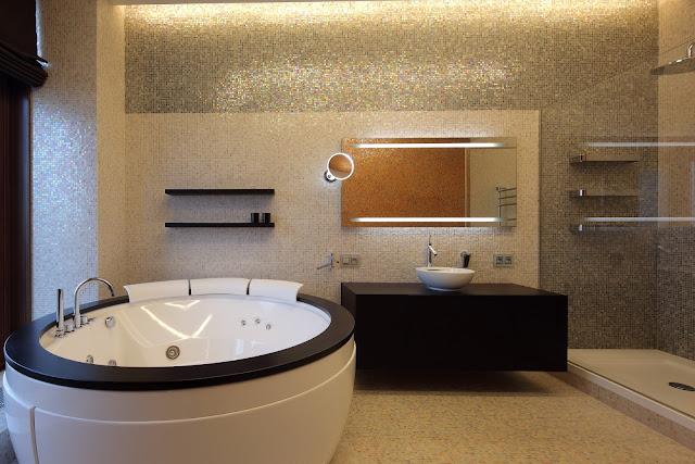 Ванная комната в ЖК Триумф Палас