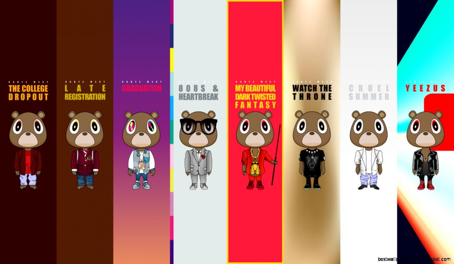 Kanye West Graduation Wallpapers   Wallpaper Cave