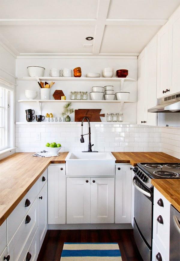 белая кухня 6 преимуществ 40 вдохновляющих фото Ivoree