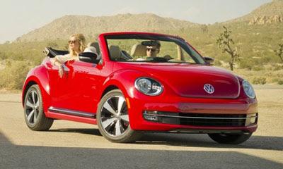 Volkswagen Beetle Cabrio 2013 - coches y motos 10