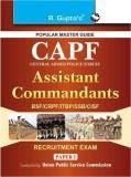 UPSC CAPF (AC) exam books