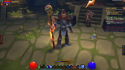 Torchlight II Character