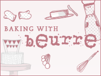 Baking with Beurre Blog Button