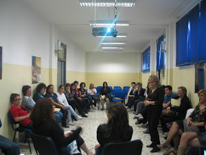 """CORSO DI FORMAZIONE A.I.C.I. LAZIO """"SCHOOLCOUNSELING MOTIVARE A MOTIVARSI"""" di 20 ore 2012"""