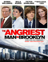 The Angriest Man In Brooklyn (2014) [Latino]