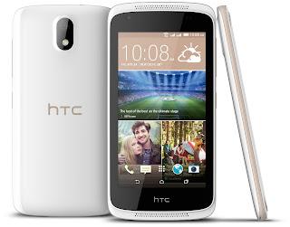 Harga HTC Desire 326G Dual, Dengan Kamera 8 MP